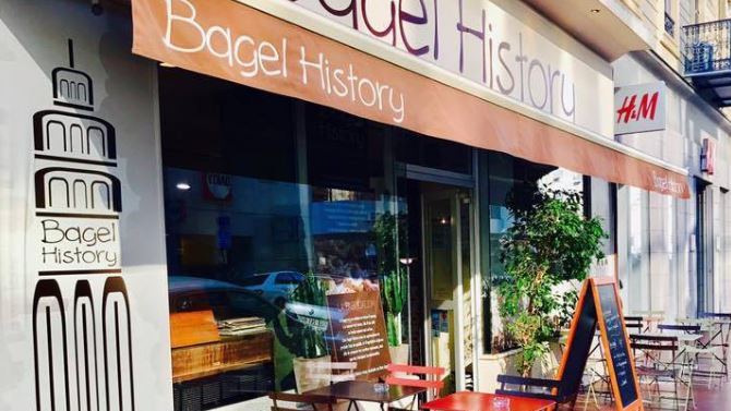 Nice - Bagel History