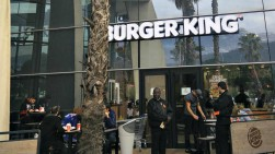 Burger King Lingostière
