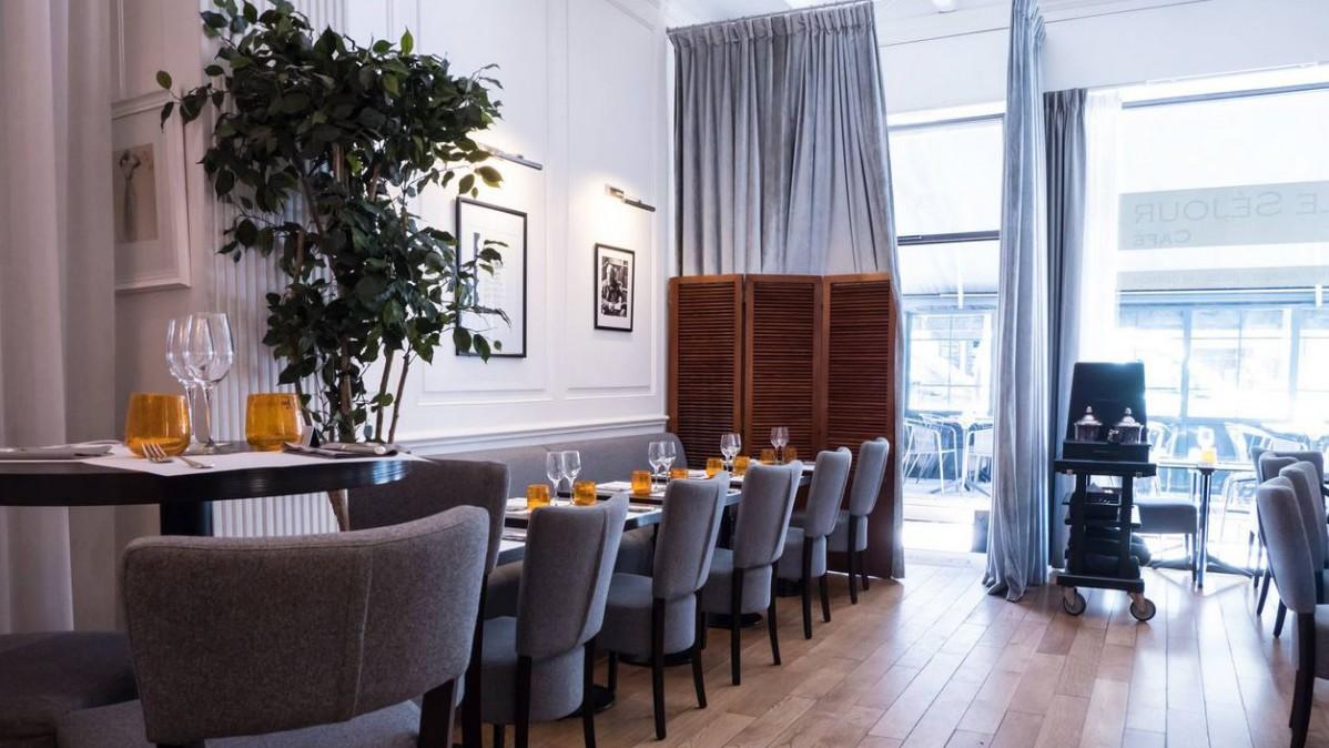 Nice - Le Séjour Café