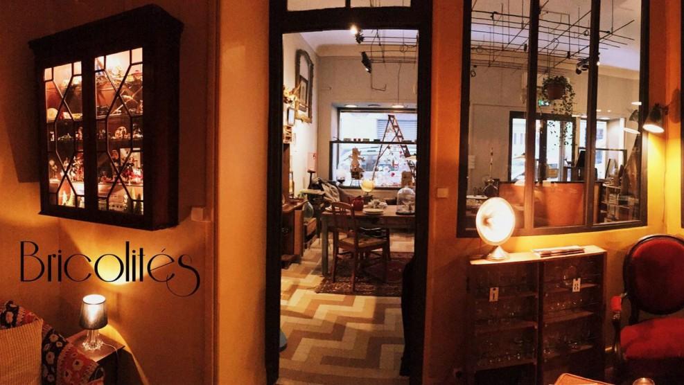 Bricolit s brocante salon de th nice nice city life for Salon de the nice