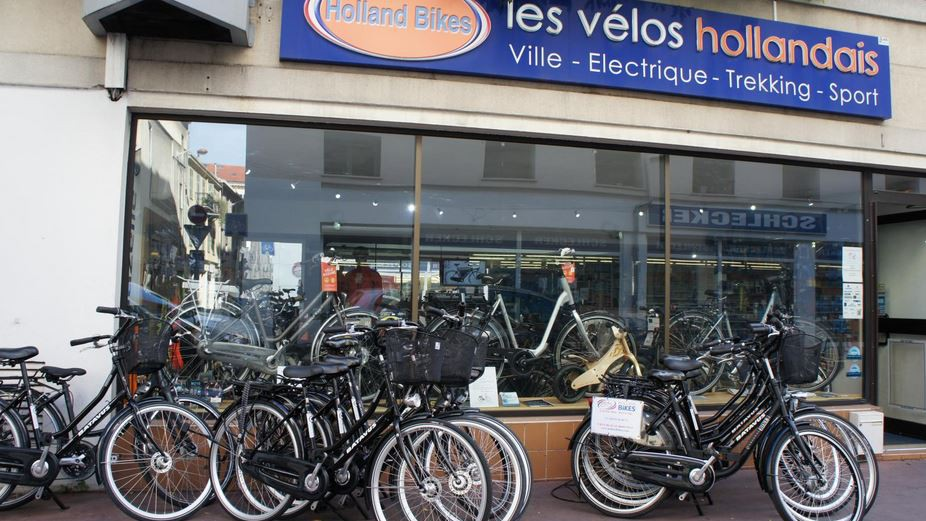 Nice City Life - Holland Bikes