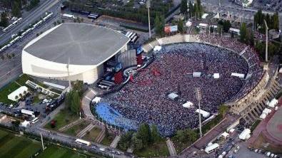 Nice - Parc des sports C. Ehrmann