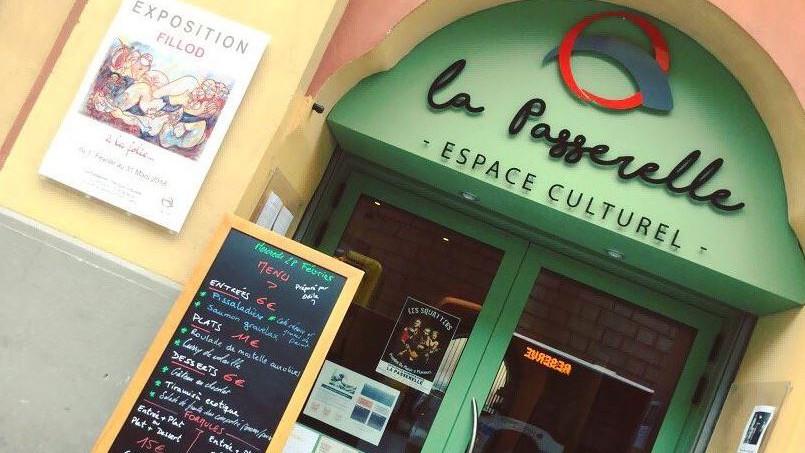 Nice - La Passerelle