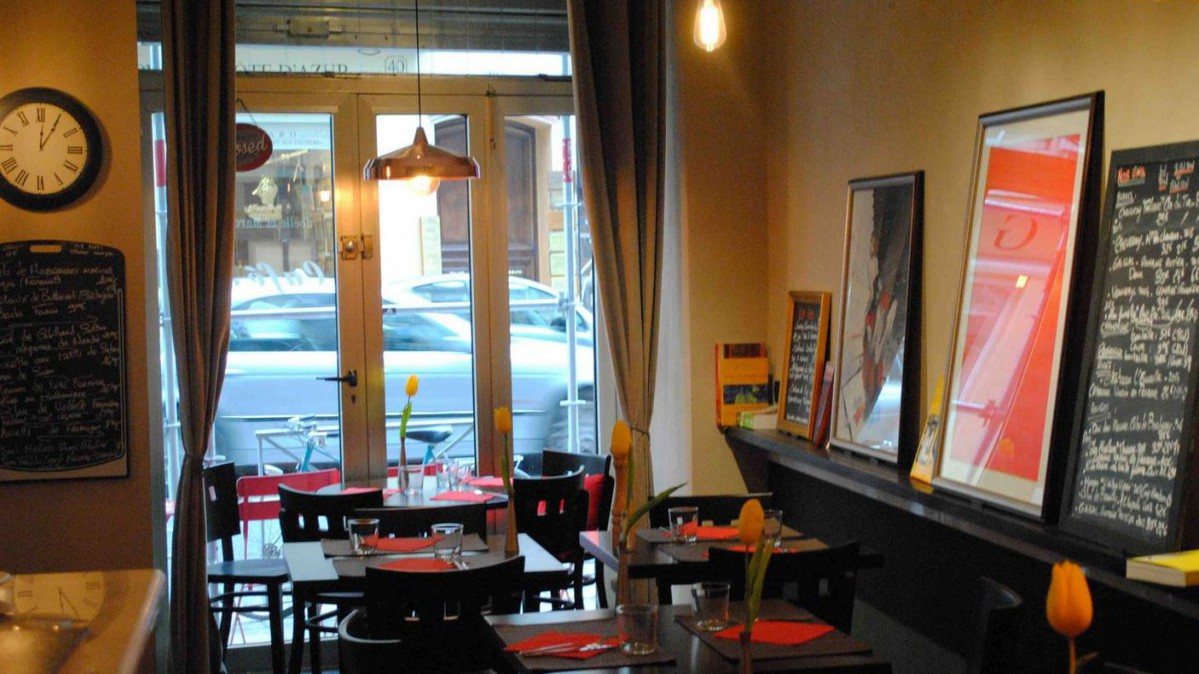 Nice - Café Léa