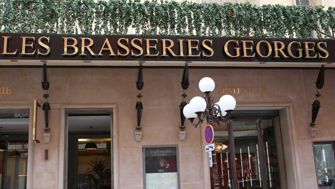 Nice - Patisserie Brasseries Georges