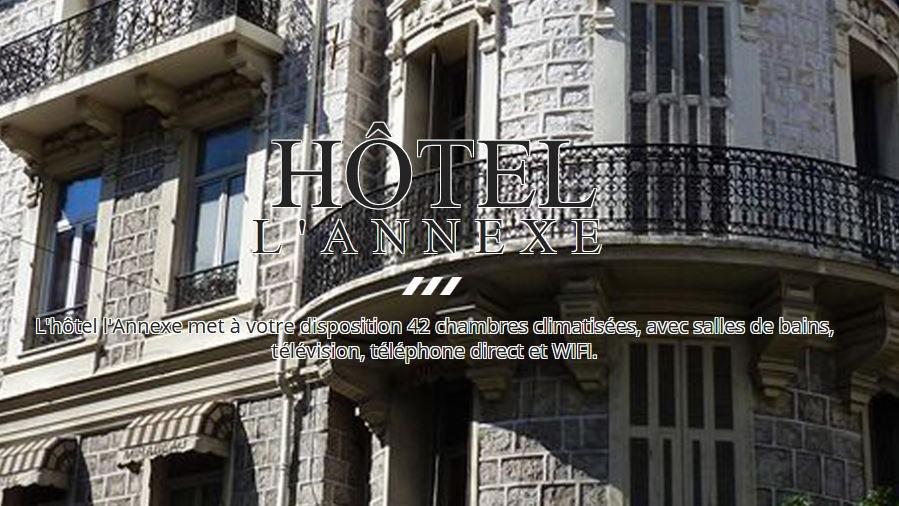 Nice - Hôtel L'Annexe ***