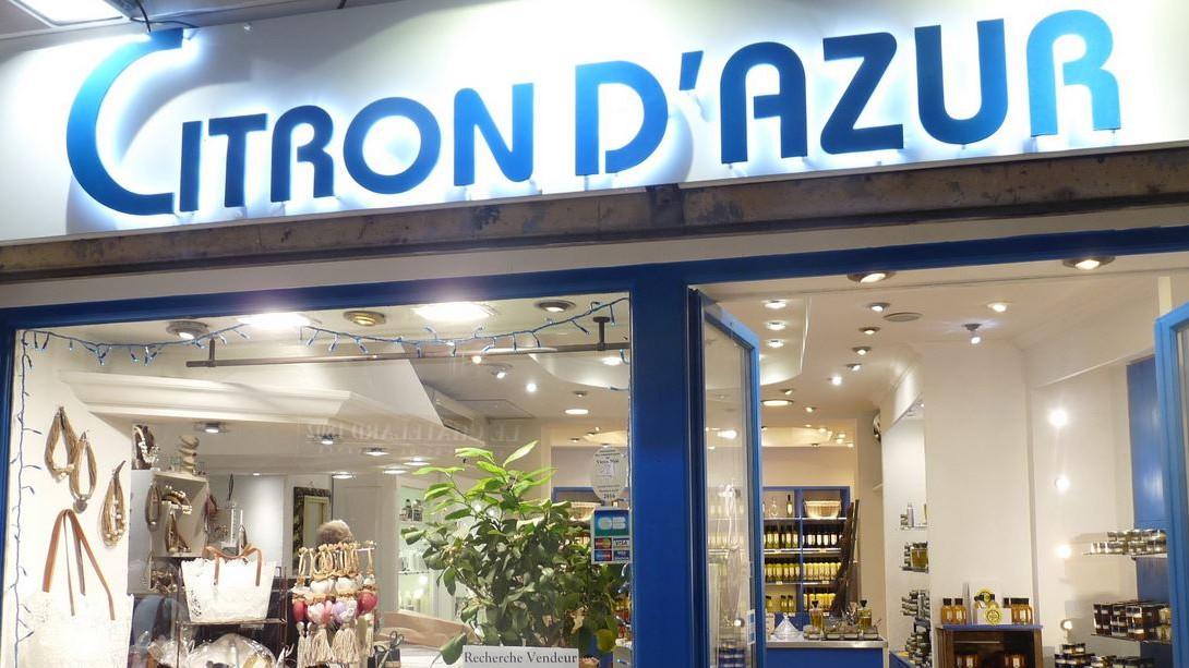 Nice - CITRON D'AZUR