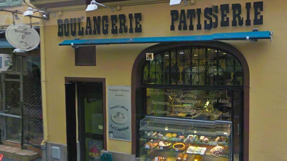 Nice - Boulangerie Coup de Coeur