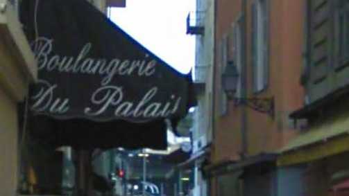 Nice - Boulangerie du Palais