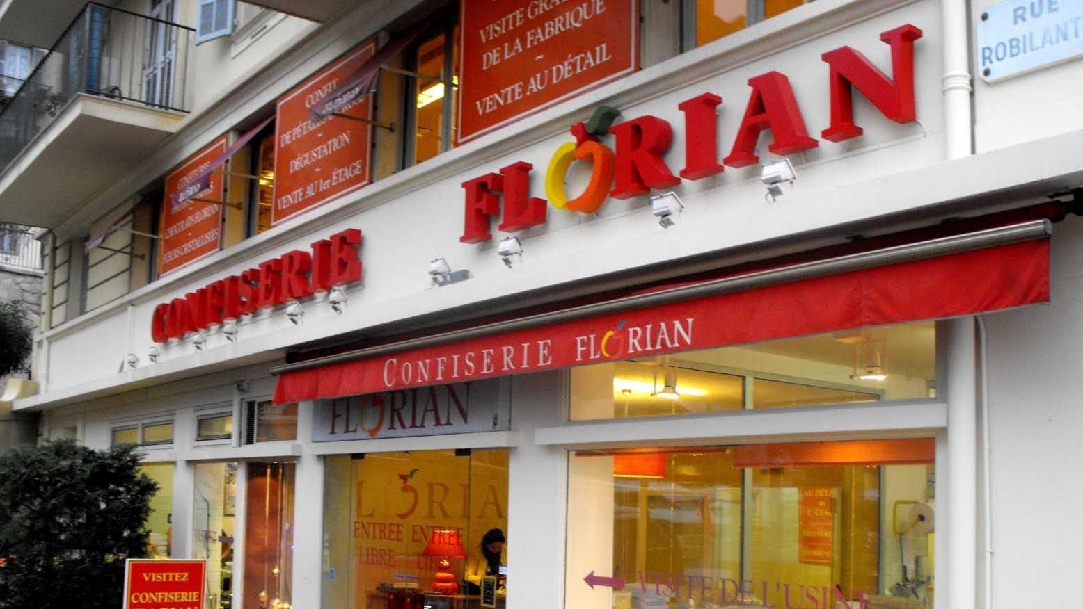 Nice - Confiserie Florian