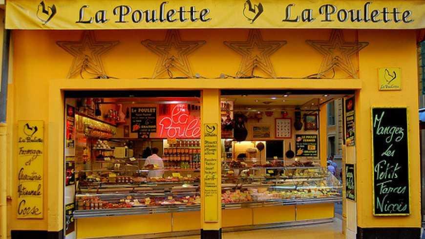 Nice - La Poulette