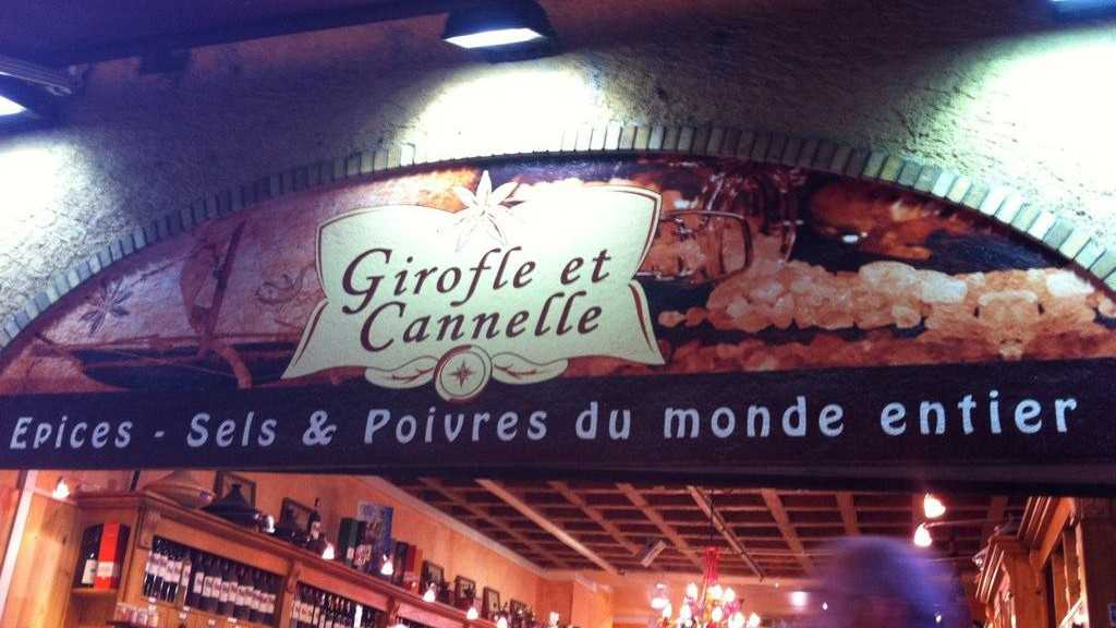 Nice - Girofle et Cannelle