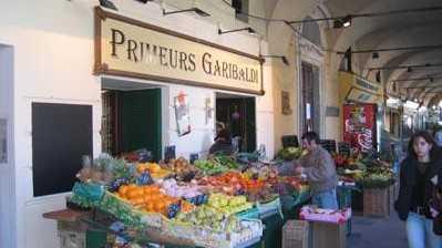 Nice - Primeurs Garibaldi