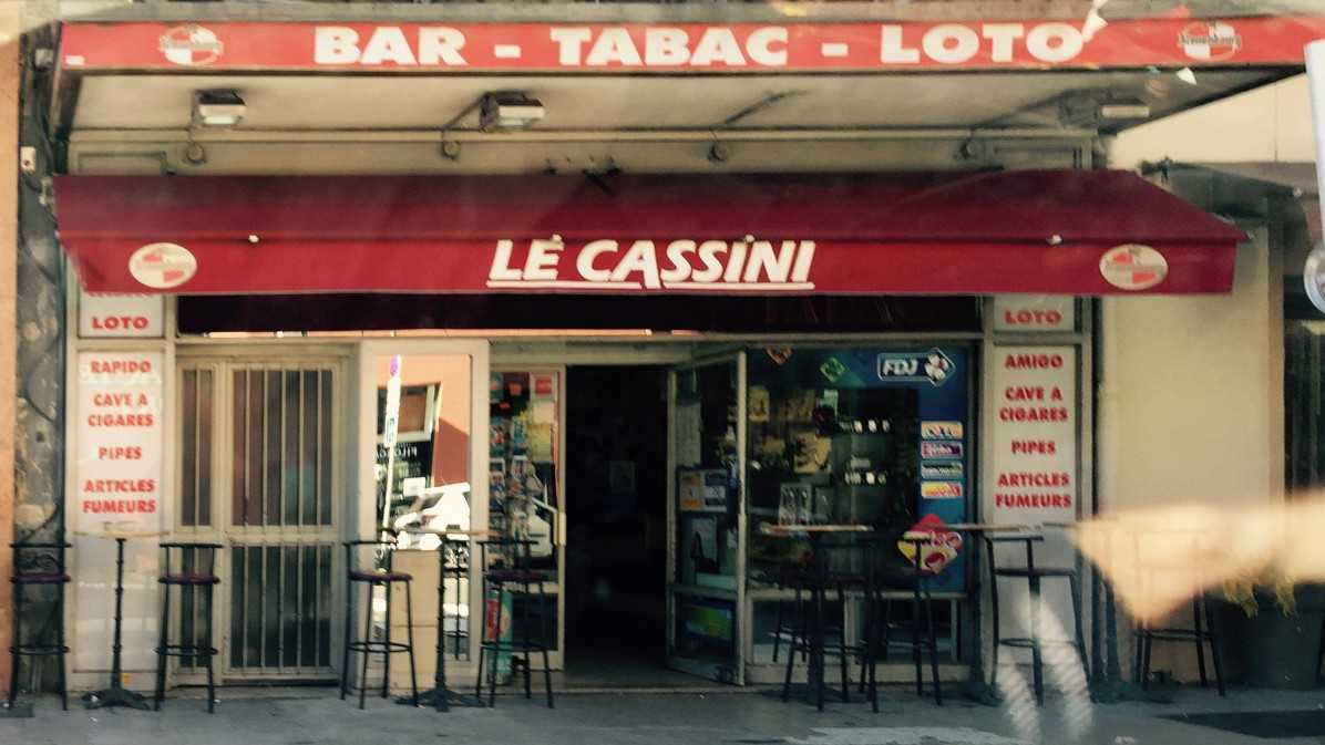 Nice City Life - Bar Tabac Le Cassini