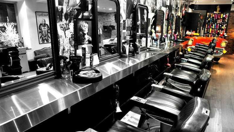 Nice - Kult Salon de Coiffure