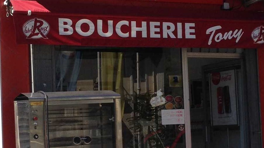 Nice - Boucherie Tony