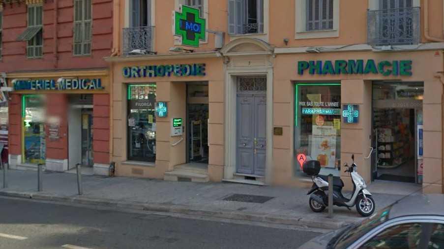 Nice - Pharmacie du Mont Boron