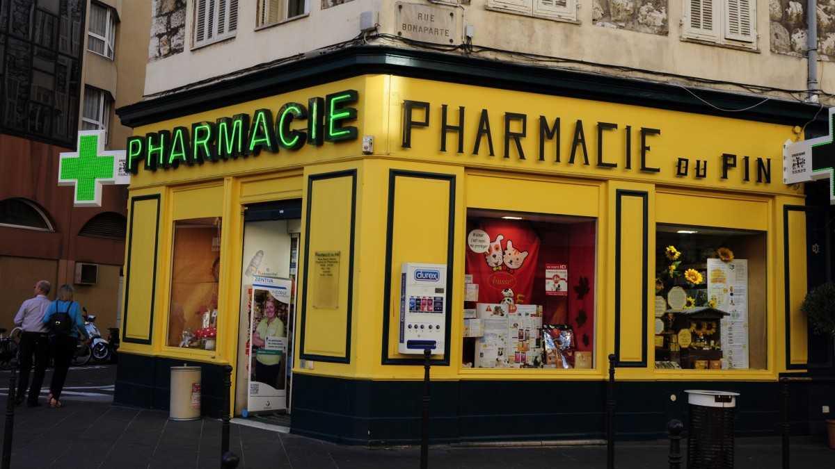 Nice - Pharmacie du Pin