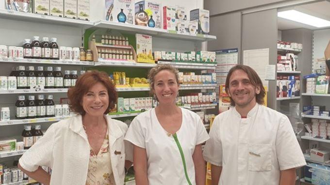 Nice - Pharmacie du Vieux Nice