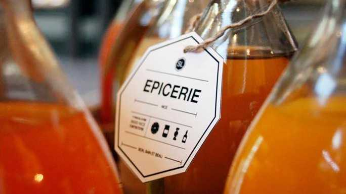 Nice - SL Epicerie