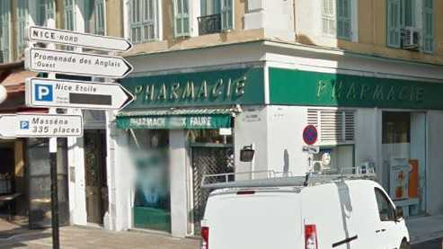Nice - Pharmacie Félix Faure