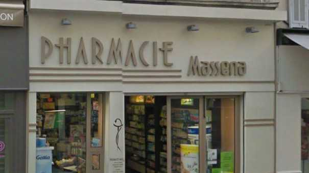 Nice - Pharmacie Masséna