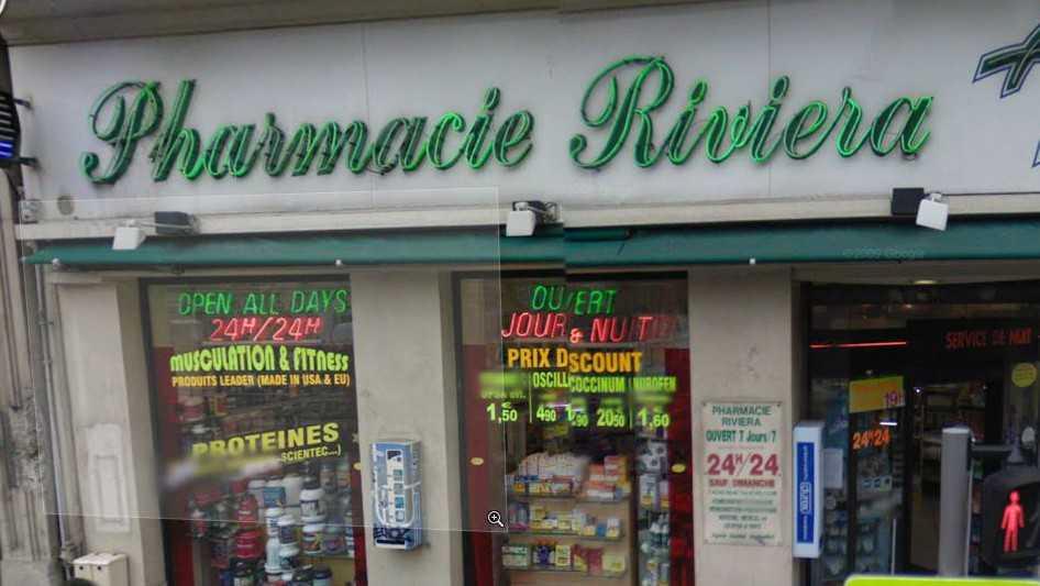 Nice - Pharmacie Riviera