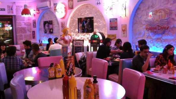 Nice - 50's Happy Diner