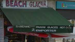 Nice - Beach Café