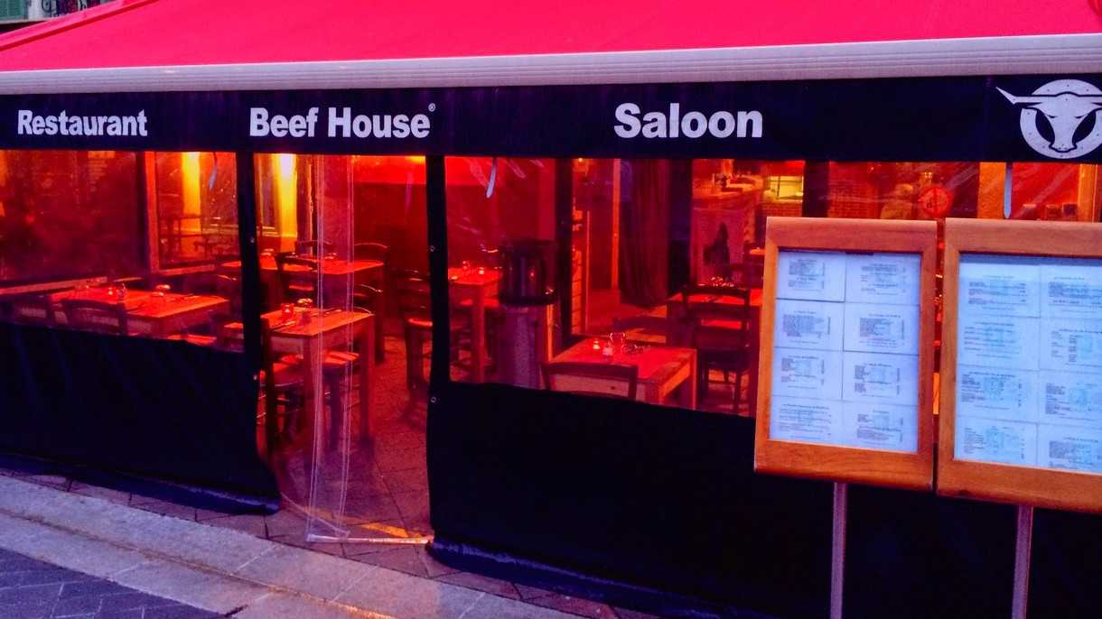 Nice City Life - Beef House Nice Saleya