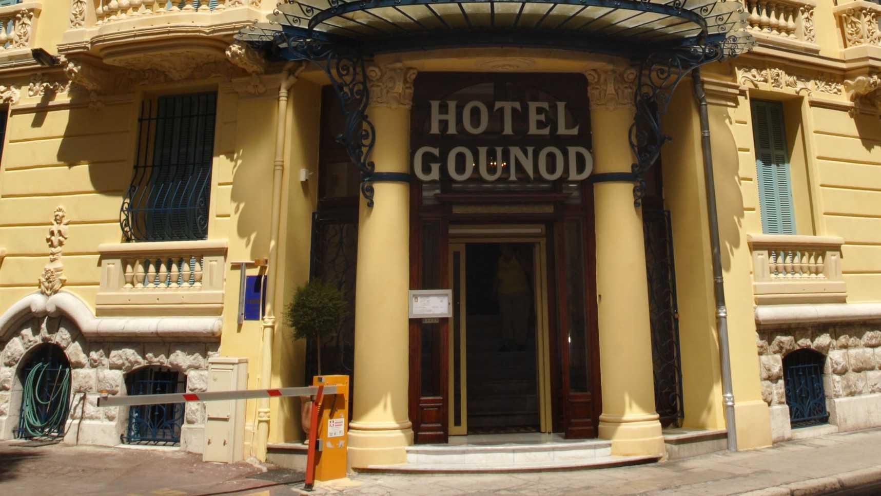 Nice - Boutique Hôtel Gounod Nice ***