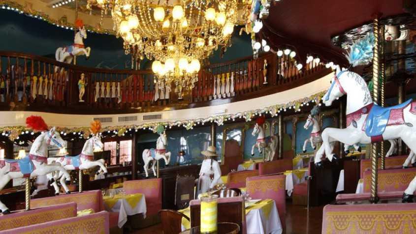 Nice - Brasserie La Rotonde - Negresco