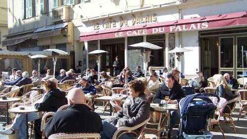 Nice - Café du Palais