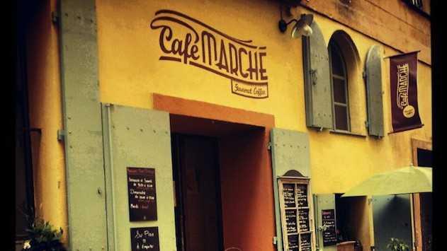 Nice - Café Marché