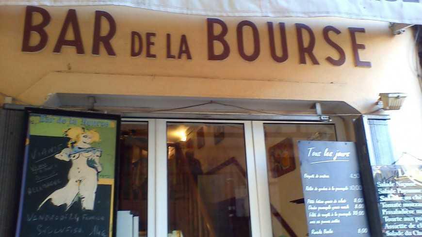 Nice - Café Restaurant de la Bourse