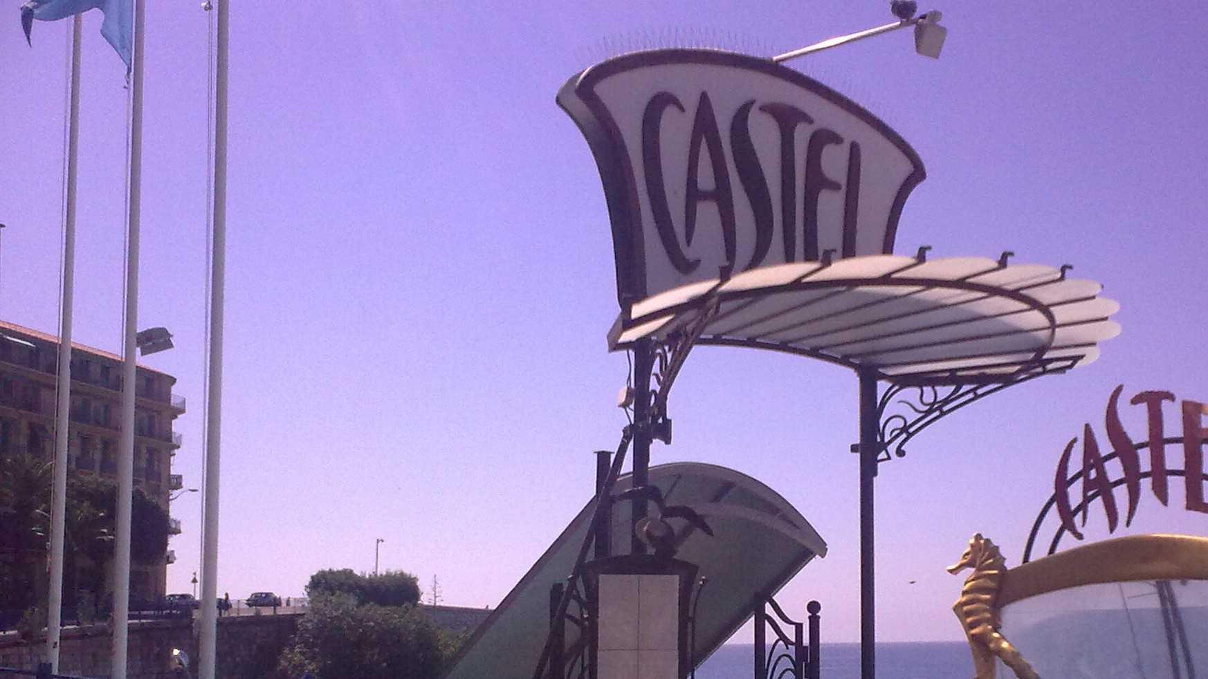 Nice - Castel Plage