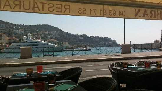Nice - Safran Restaurant