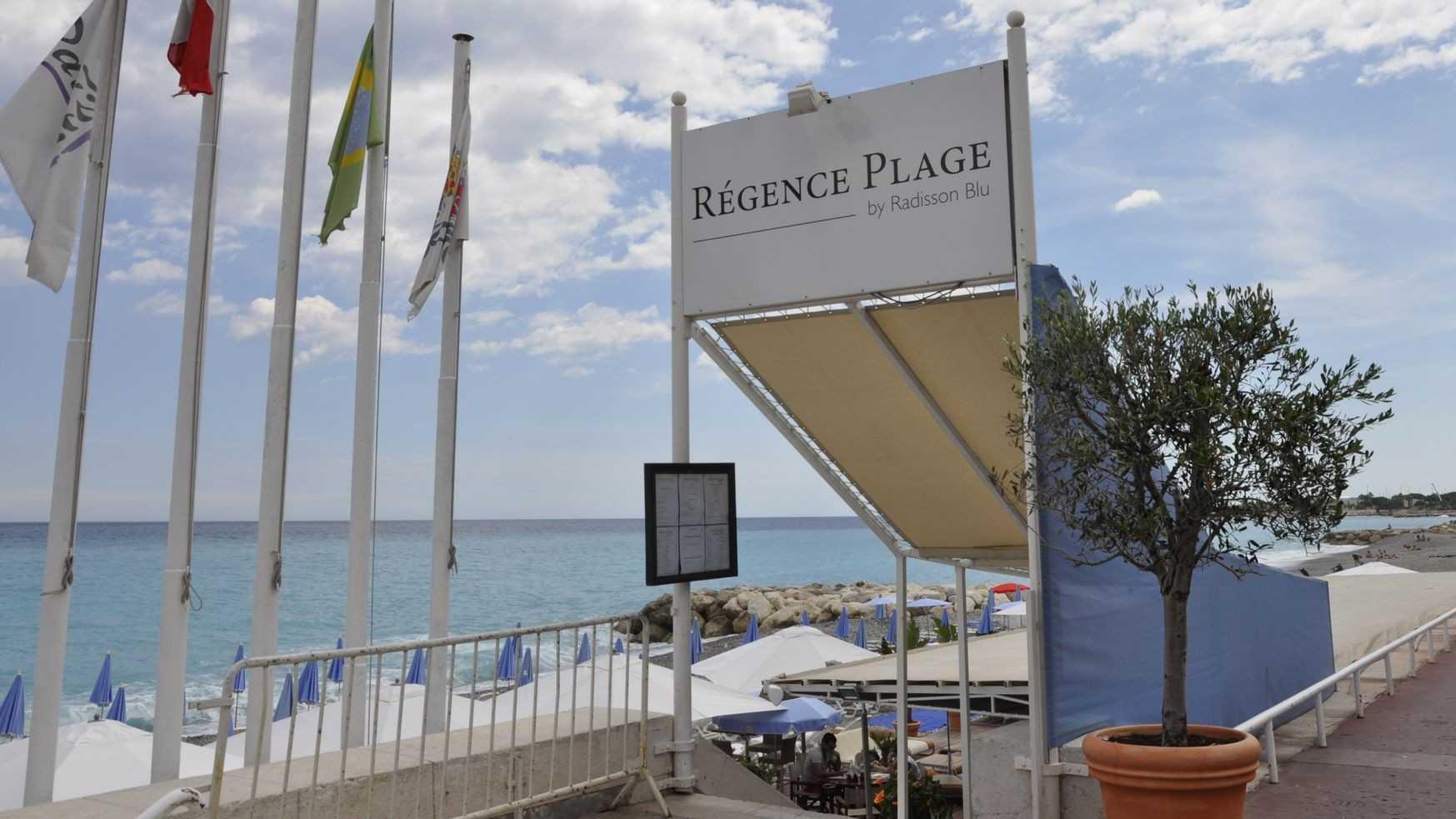 Nice - Régence Plage By Radisson Blu
