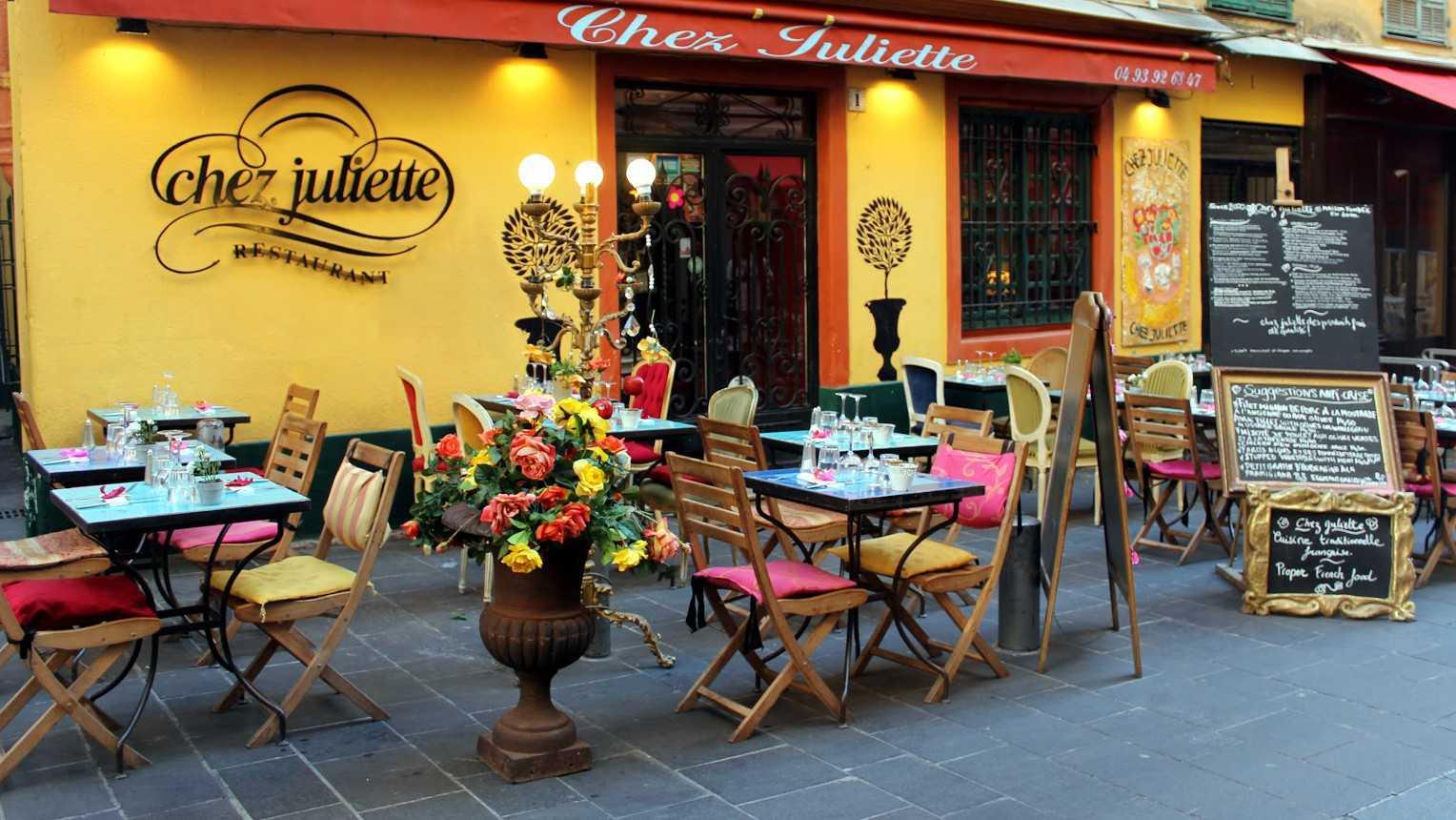 Nice - Chez Juliette