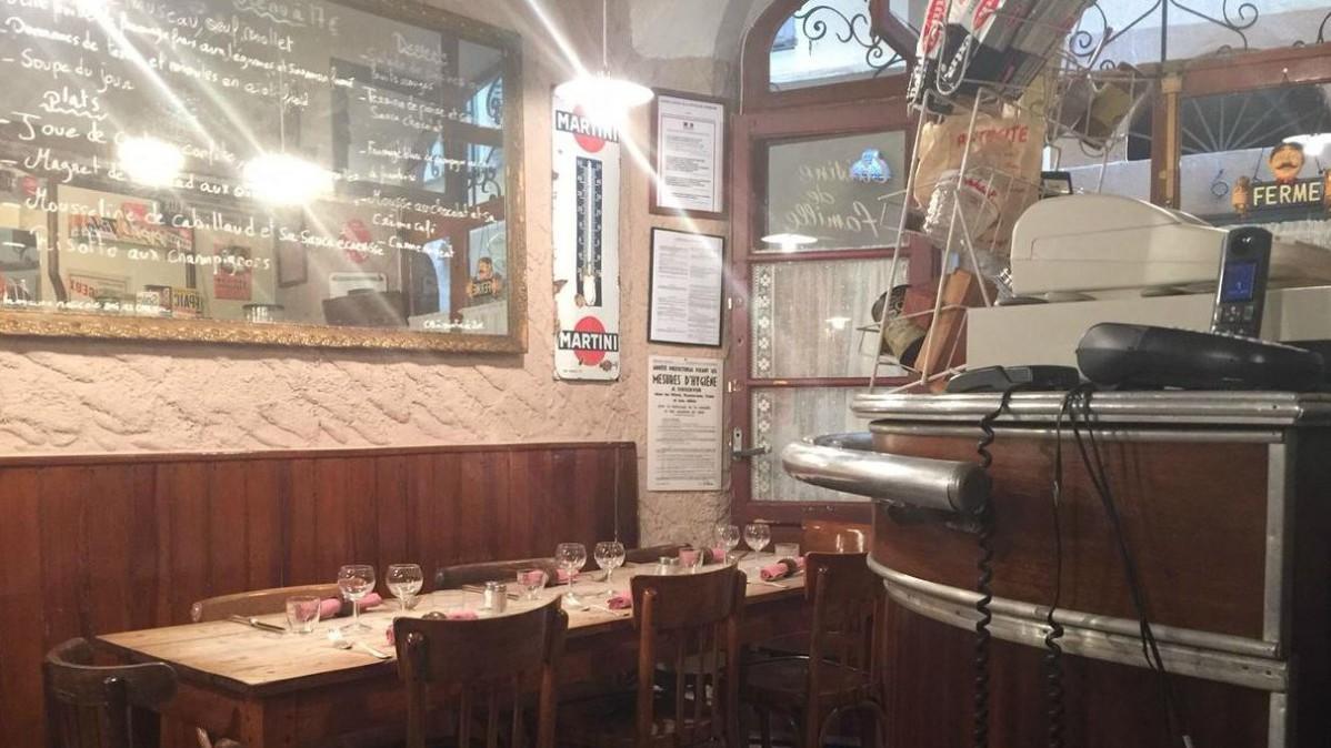 Chez palmyre cuisine ni oise nice nice city life for Restaurant cuisine nicoise nice