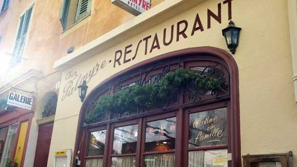 Nice - Chez Palmyre