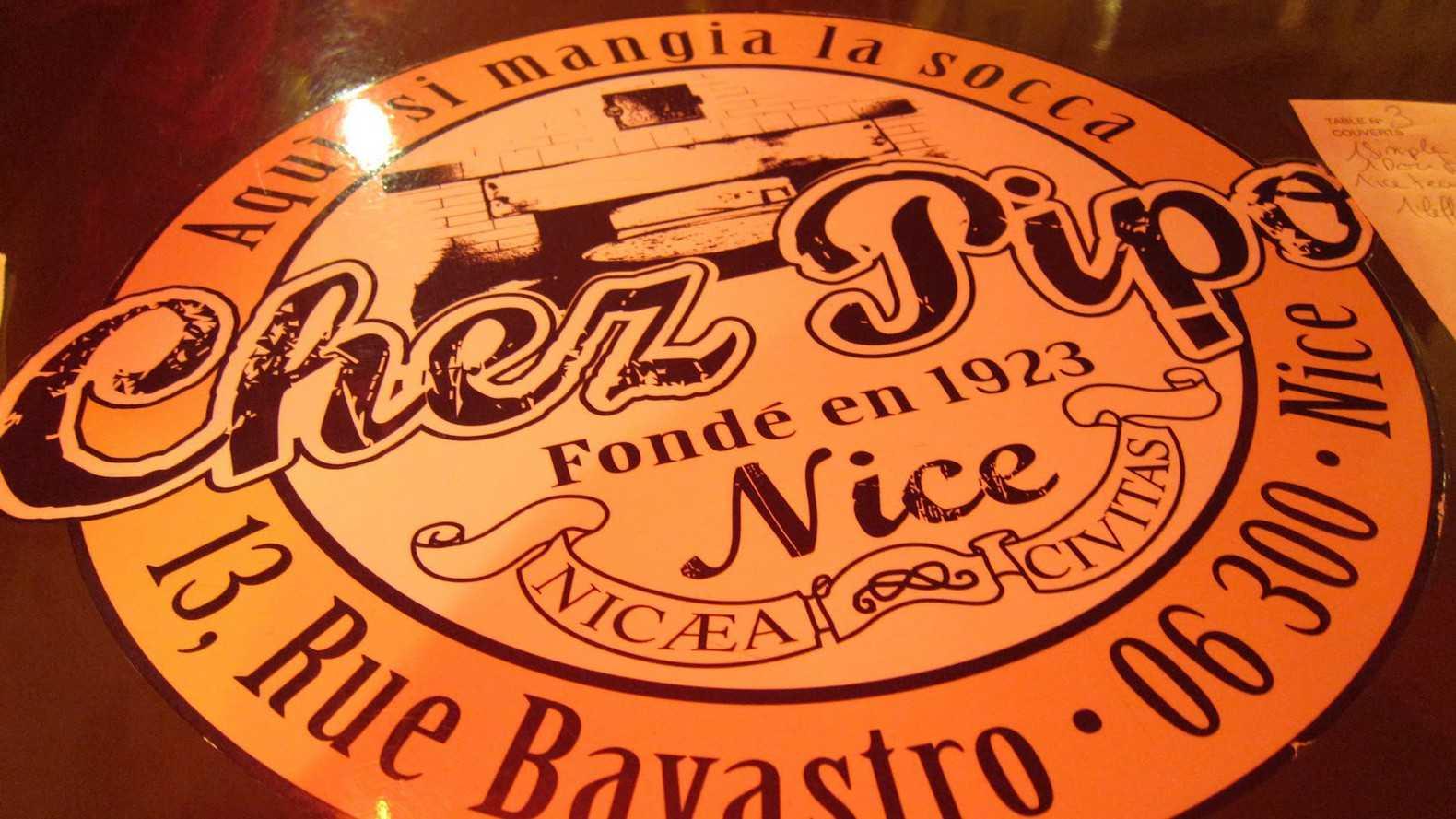 Nice - Chez Pipo