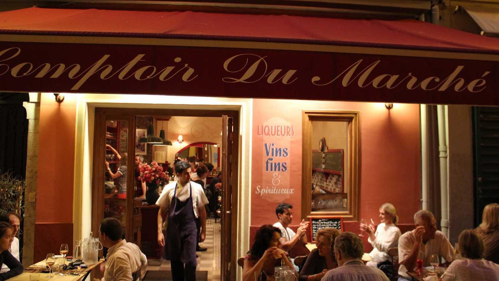 Nice - Comptoir du Marché