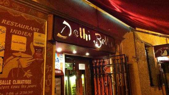 Nice - Delhi Belhi