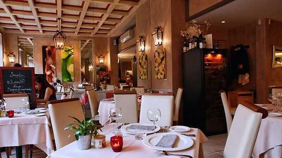 Restaurant luc salsedo cuisine ni oise nice nice for Restaurant cuisine nicoise nice