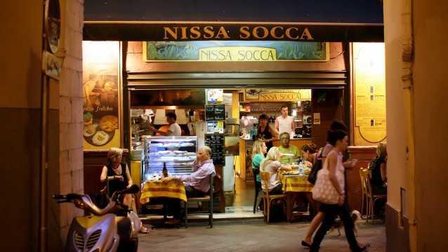 Nice - Nissa Socca