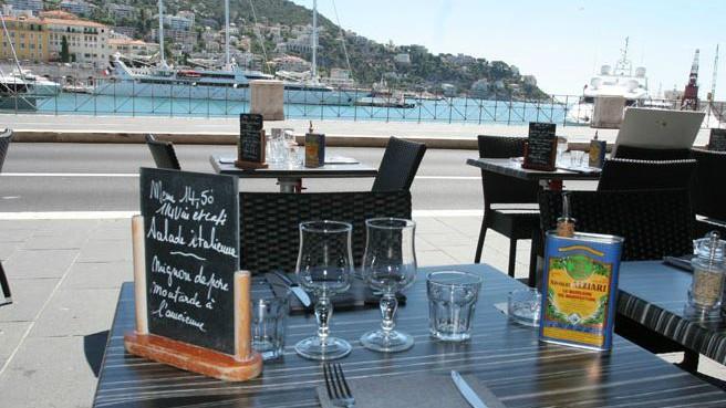 Nice - Le Bistrot du Port - Nice