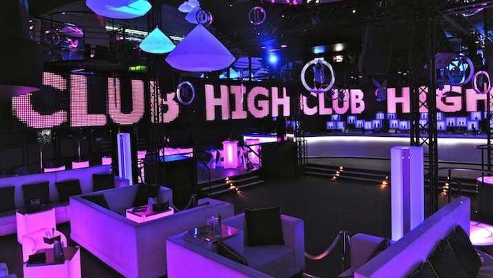 Nice - High Club