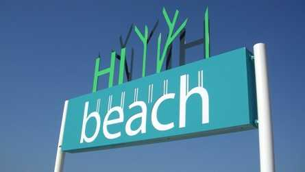 Nice City Life - HI BEACH