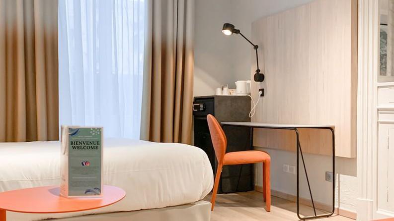 Nice - Hôtel Vendome ***